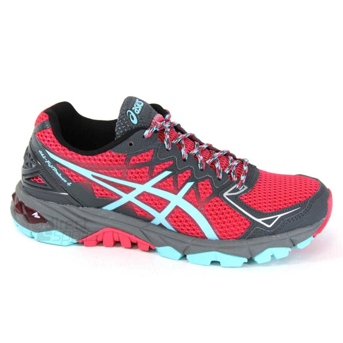 asics gel fuji trabuco 4 womens running shoes direct running. Black Bedroom Furniture Sets. Home Design Ideas