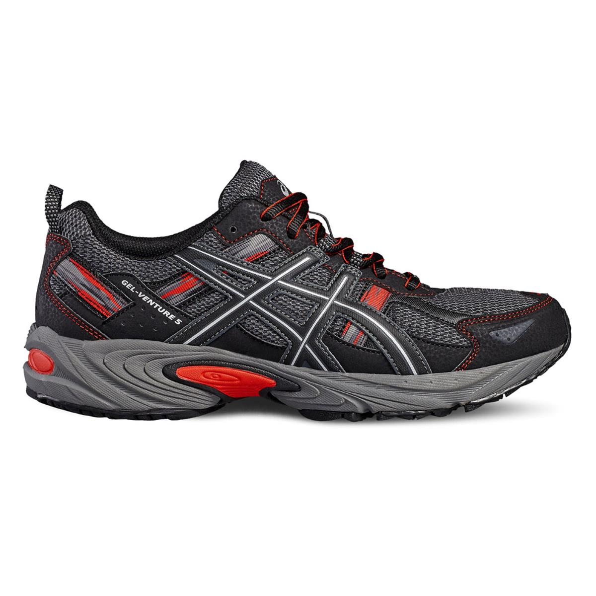 asics venture 5 mens trail shoes by directrunning