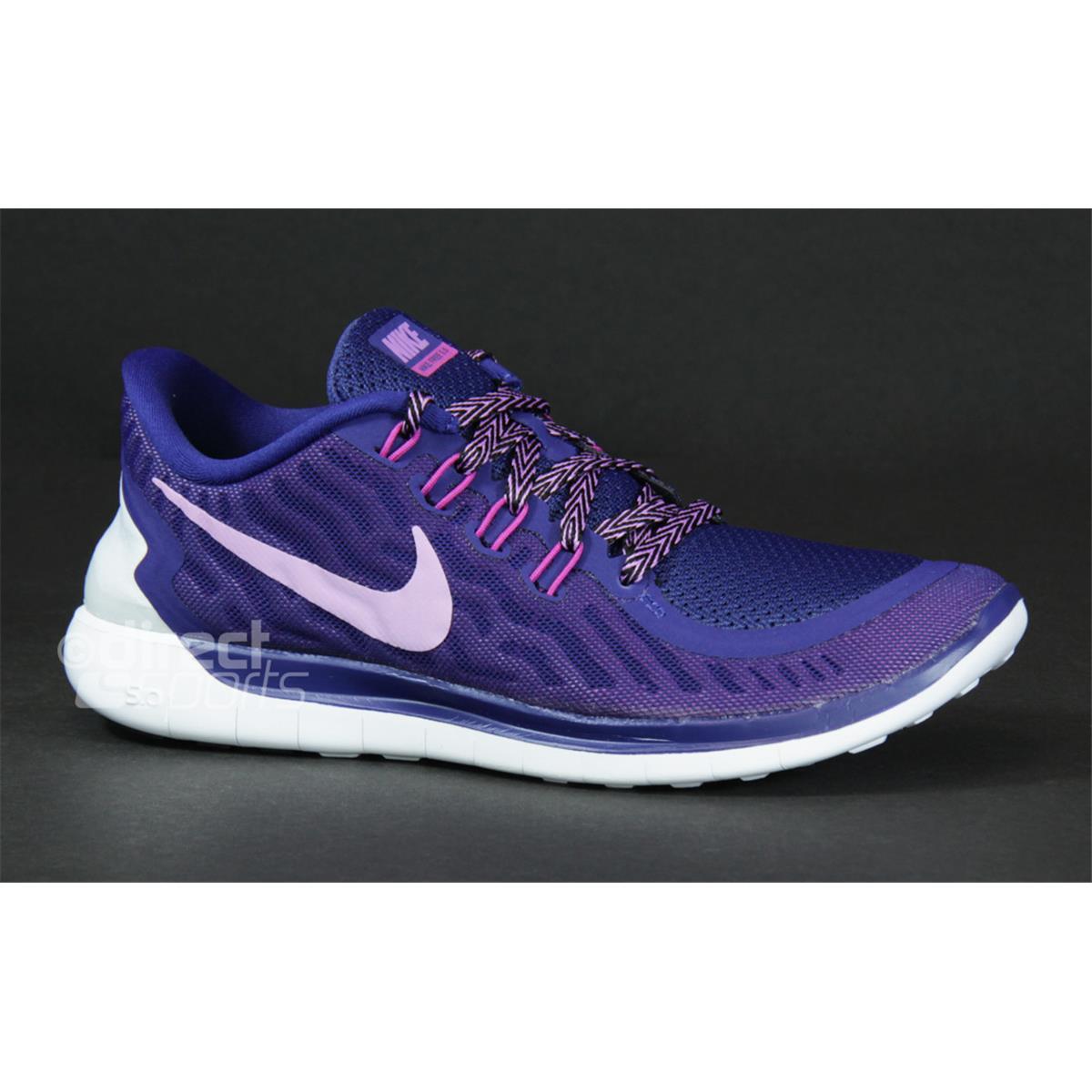 ... nike shox tl - Nike Free 5.0 Womens Running Shoes (Deep Royal Blue) by  ... b5f2c23267