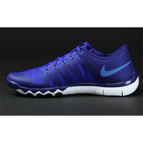 5df350cd5 Nike Free Trainer 5.0 Mens Running Shoes (Blue)