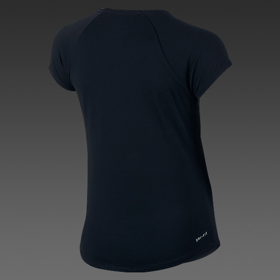 Nike Pure Girls Top (Black)