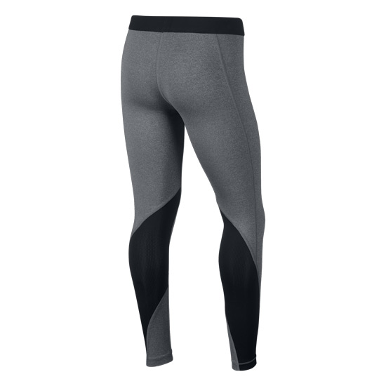 Nike Pro Girls Tights (Grey)