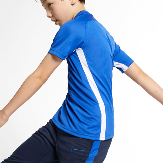 Nike Dry Academy Junior Top (Game Royal-White)