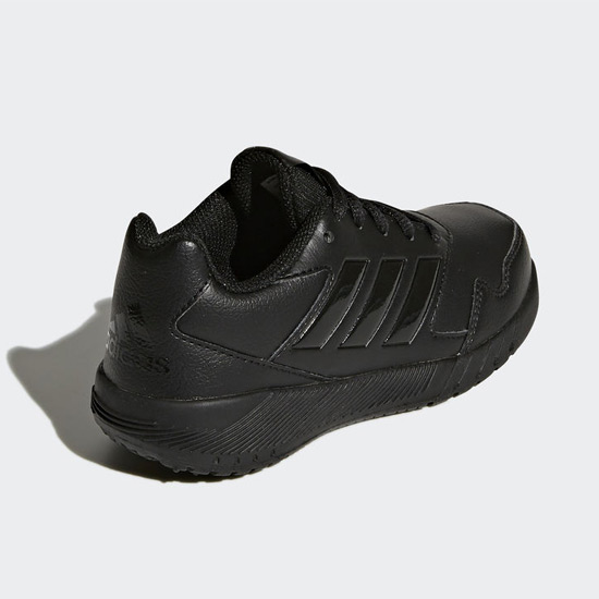 detailed look cc345 1e935 Adidas AltaRun Junior Running Shoes (Black)