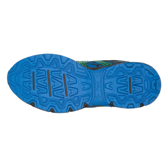 d0ce50ee343 Asics Gel Venture 6 GS Junior Trail Running Shoes (Directoire Blue ...