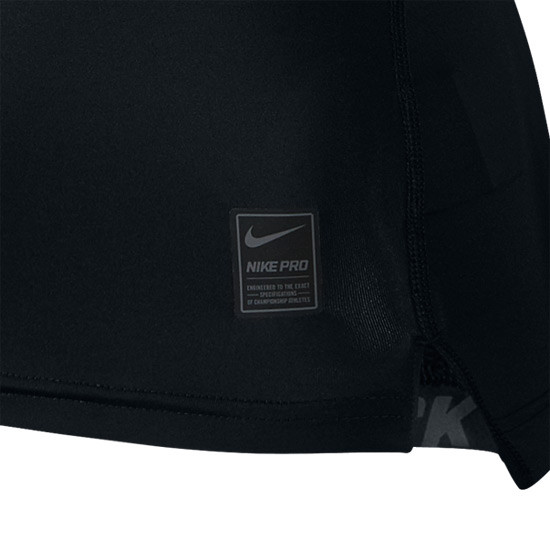 Nike Pro Boys Short Sleeve Compression Top