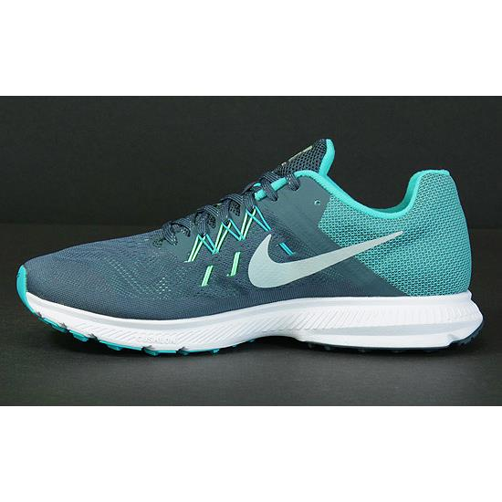 buy popular fdbf6 8db21 ... Blue Silver Nike Zoom Winflo 2 Flash Mens Running Shoes by  directrunning ...