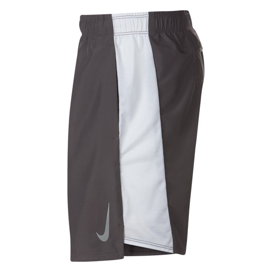Nike Dri-Fit Flex Challenger Boys Shorts (Thunder Grey)