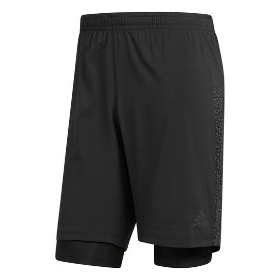 1ac3bf50e403a Adidas Supernova Dual 7 Inch Mens Shorts