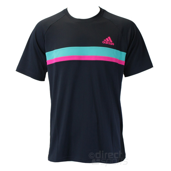 Adidas Club Boys Tee (Legend Ink)