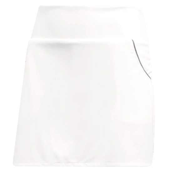 Adidas Club Girls Skirt (White)