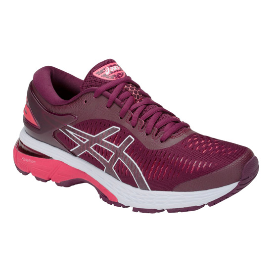Asics Gel Kayano 25 Womens Running Shoes (Roselle Pink Cameo) | Direct Running