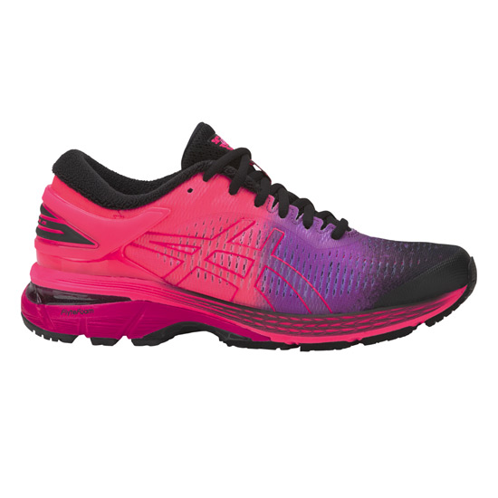 free shipping 74759 a77ef Asics Gel Kayano 25 Womens Running Shoes (Solar Shower) | Direct Running