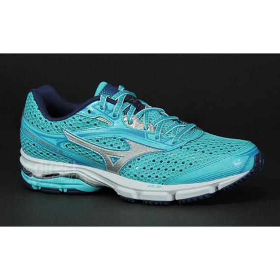 ad10665e59 Mizuno Wave Legend 3 Womens Running Shoes (Blue Atoll-Blue Danube) (Sale
