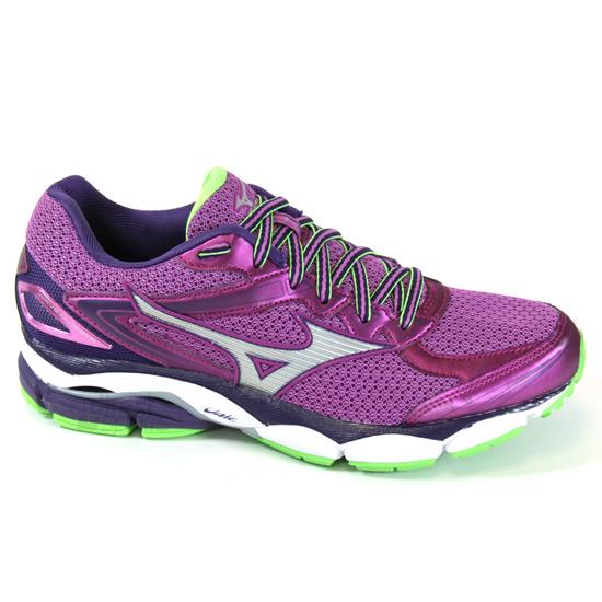 regarder e7cdb 52a33 Mizuno Wave Ultima 8 Womens Running Shoes (Rosebud-Mulberry Purple) |  Direct Running