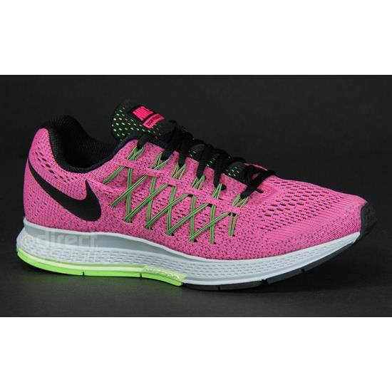 promo code 6c5fc 4e71d Nike Air Zoom Pegasus 32 Womens Running Shoes (Pink)