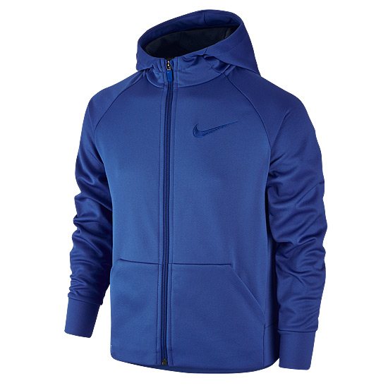 Nike Therma Training Junior Jacket (Blue)