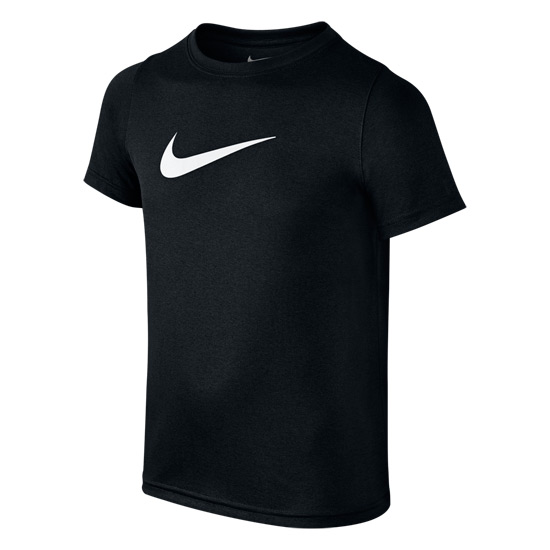 Nike Dry Junior Tee (Black)