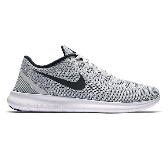 9d0f24388b11 Nike Free RN Mens Running Shoes (Platinum)
