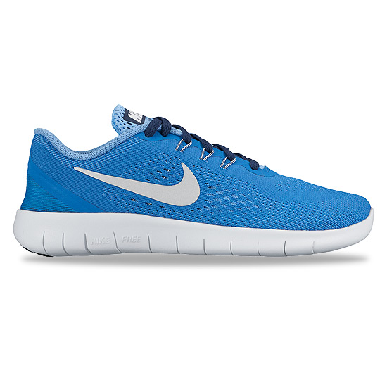 suficiente seré fuerte perder  Nike Free RN GS Junior Running Shoes (Blue) | Nike Free RN Junior | Junior  Collections | Junior | Direct Running