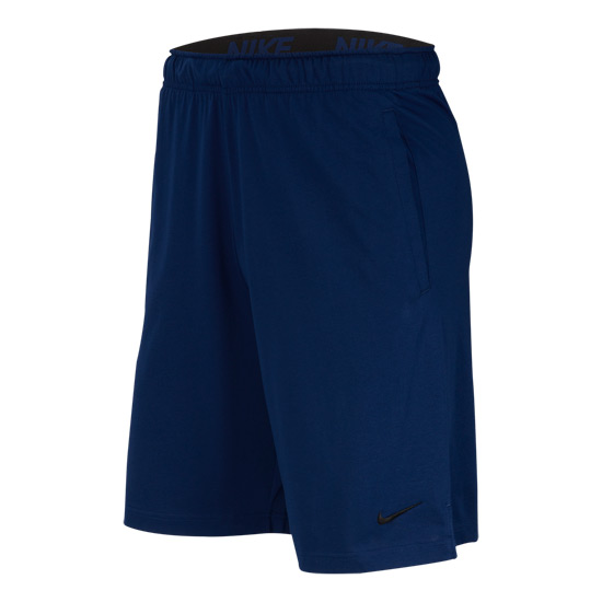 Nike Dri-Fit Mens Shorts (Blue Void)