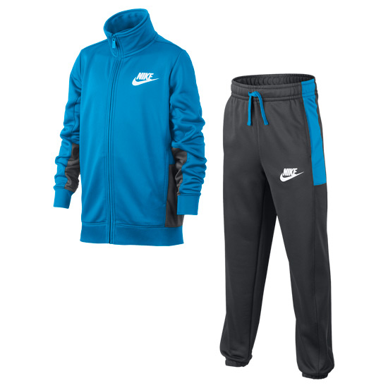 Nike Junior Tracksuit (Blue)