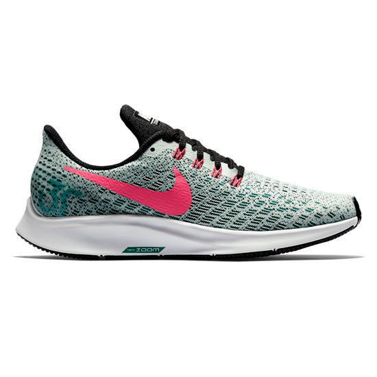 best service 0d7af 5cdba Nike Air Zoom Pegasus 35 Womens Running Shoes (Barely Grey-Hot Punch) |  Direct Running