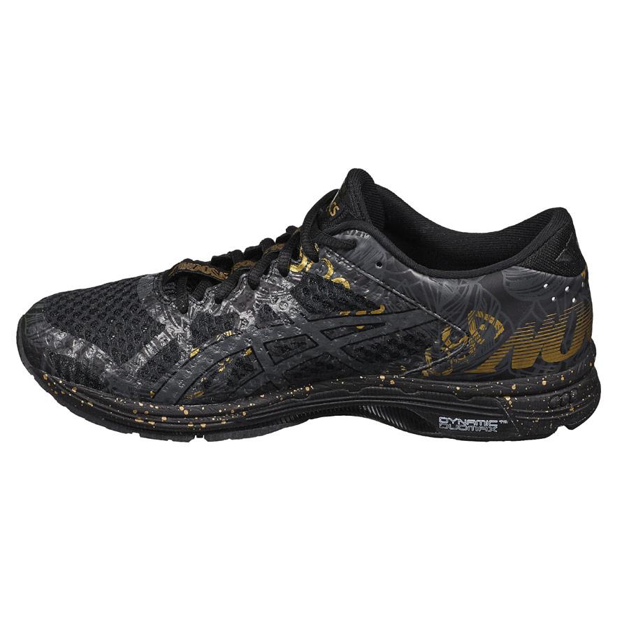another chance 4af22 9e979 Asics Noosa Tri 11 Mens Running Shoes (Black-Gold). LOGIN