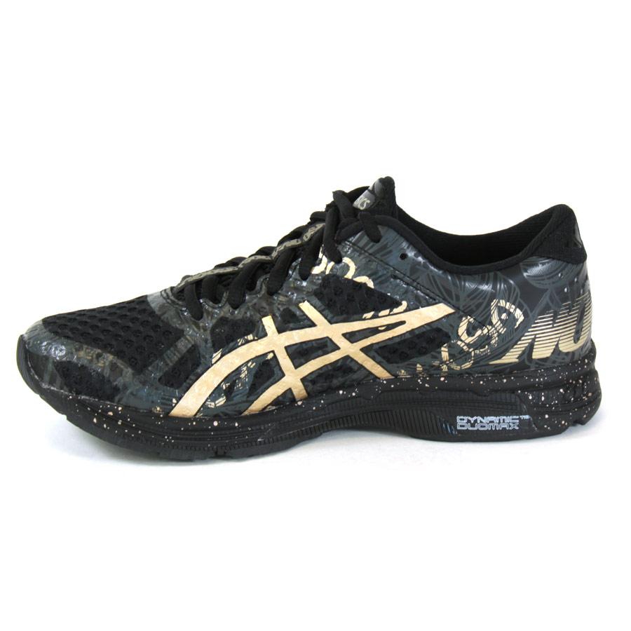 Asics Noosa Tri 11 Womens Running Shoes (Black Gold) | Direct Running
