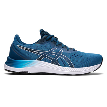 Asics Gel Excite 8 Mens Running Shoes (Reborn Blue/White)