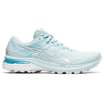 Asics GT-2000 9 Womens Running Shoes (Aqua Angel/Pure Silver)