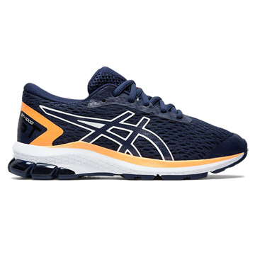 Asics GT 1000 9 GS Junior Running Shoes (Peacoat)