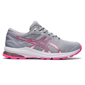 Asics GT 1000 10 GS Junior Running Shoes (Piedmont Grey/Pure Silver)