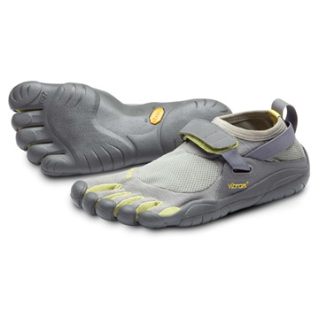Vibram Fivefingers KSO Mens Running Shoes (Taupe-Grey)